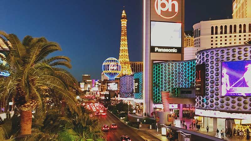 Blackstone to acquire more Las Vegas strip property