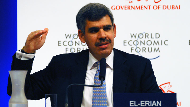 Gramercy names former PIMCO, IMF official El-Erian as chairman