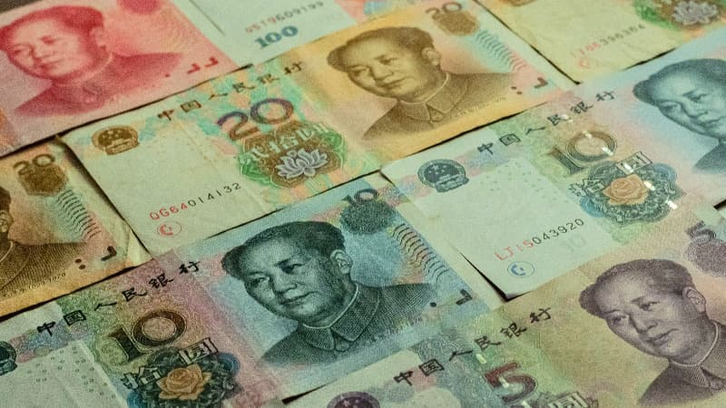 Dollar shorting on the rise as China's RMB hits new highs