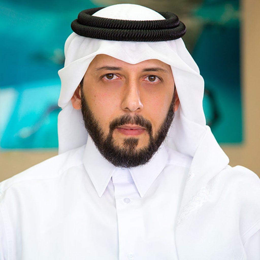 Mansoor Al Mahmoud, CEO of QIA