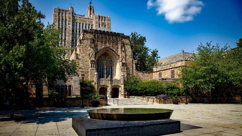 Yale endowment returns 6.8%