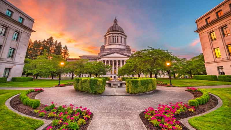 Washington State continues to add to private markets