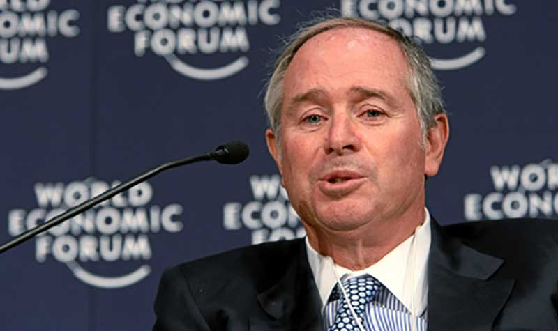 Blackstone reports $95bn in 2020 inflows