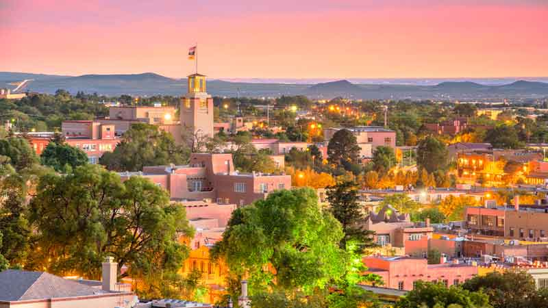 New Mexico considering initial 2021 allocations in credit, real estate, PE