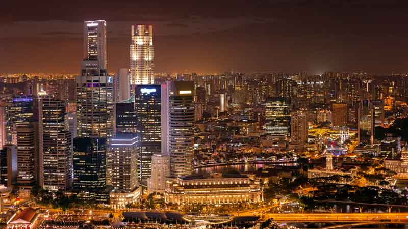 Singapore's GIC invests $200m in Cantor Fitzgerald SPAC deal