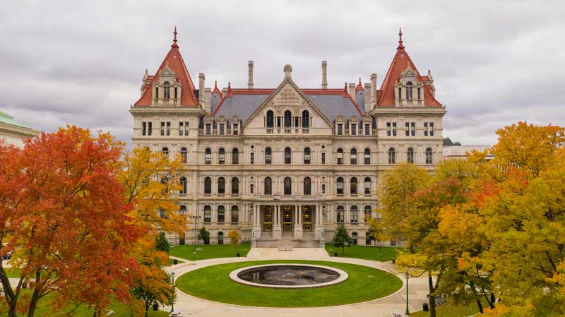 NY State Common adds infrastructure fund