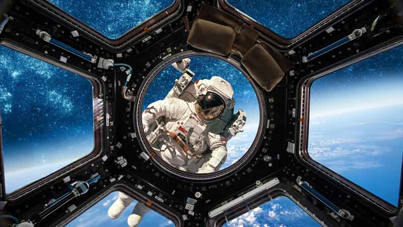 Space investment via SPACs soars