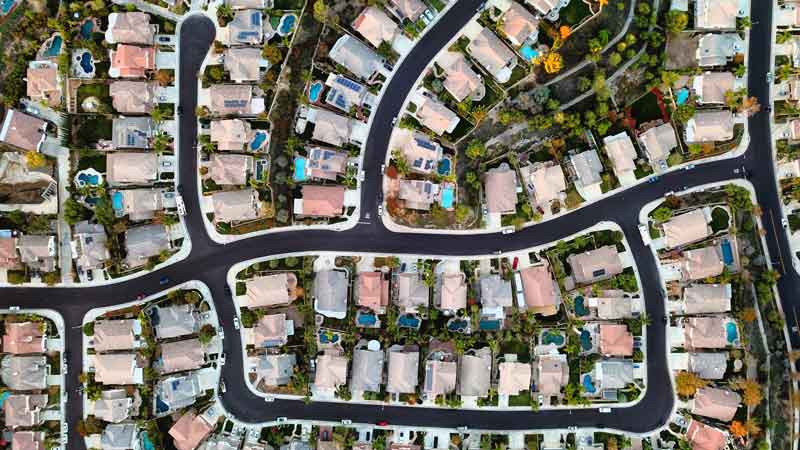 Real estate meets credit as the U.S. housing market soars